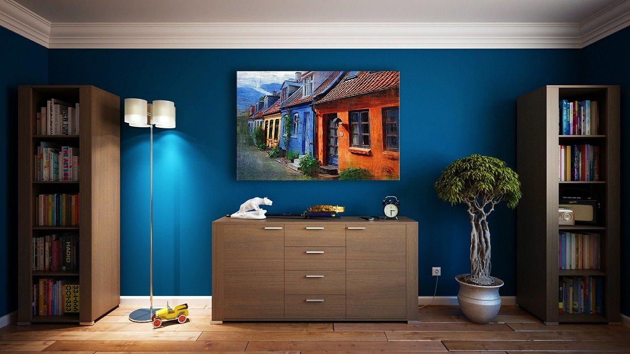 Decoración / Enmarcación / Tapicerías / Mobiliario / Iluminación