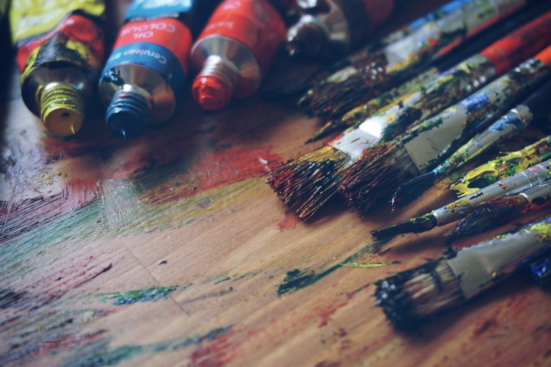 Bellas artes / Decoración / Pintura