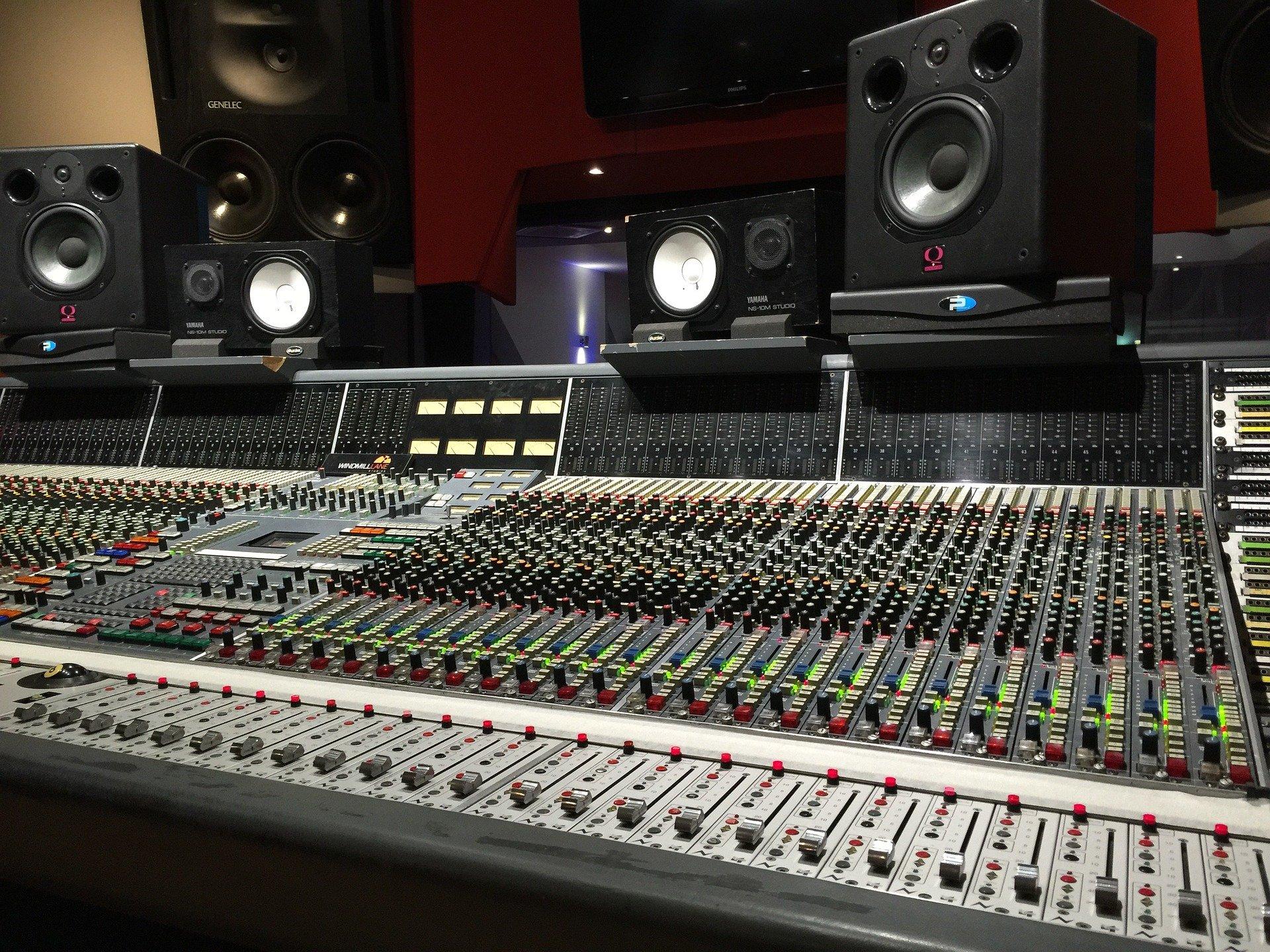 Estudio y producción / Música / Cultura