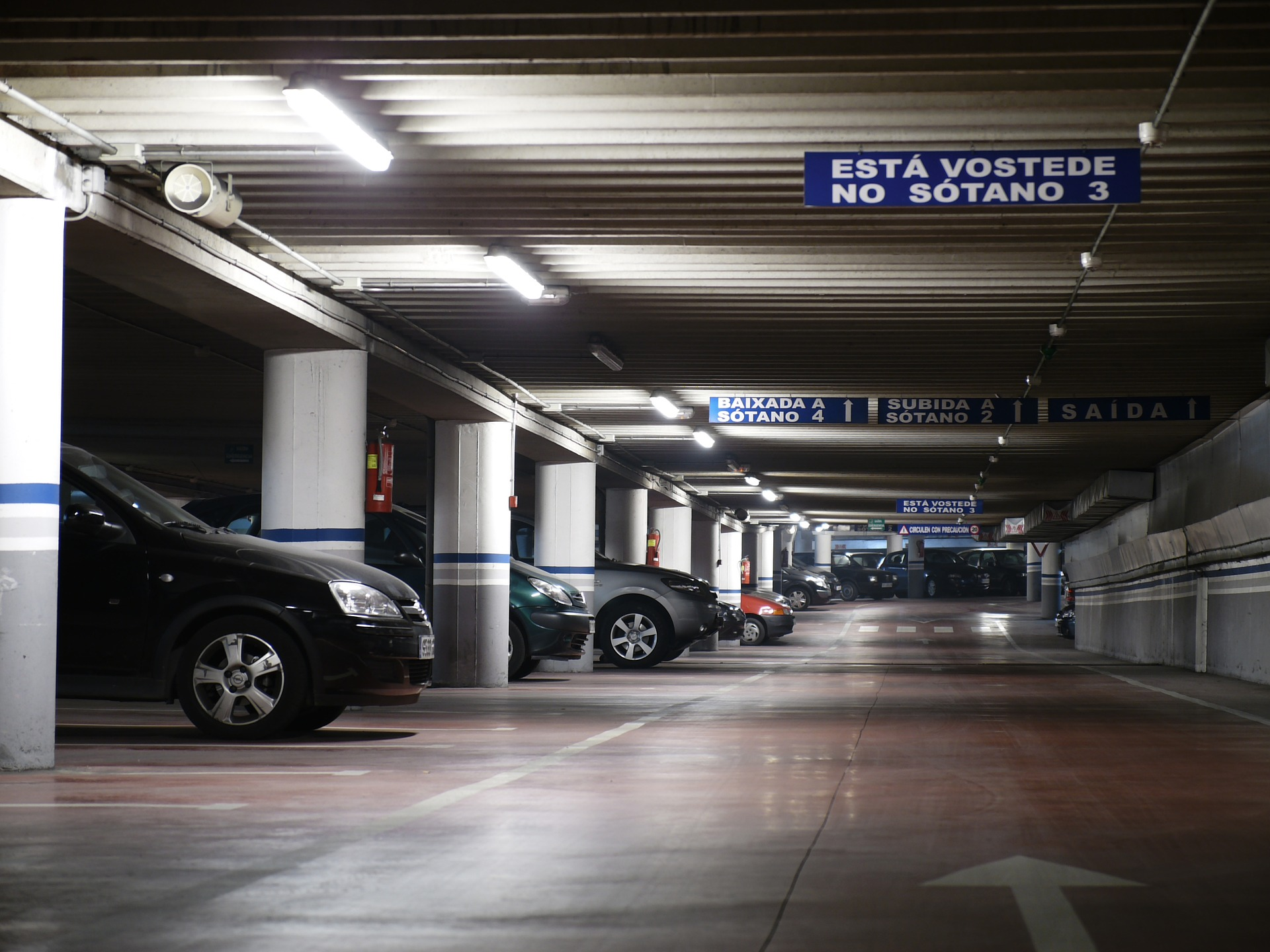 Garaje / Parking